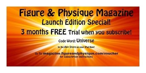 Figure and Physique Subscription | Figure Physique Magazine | Scoop.it