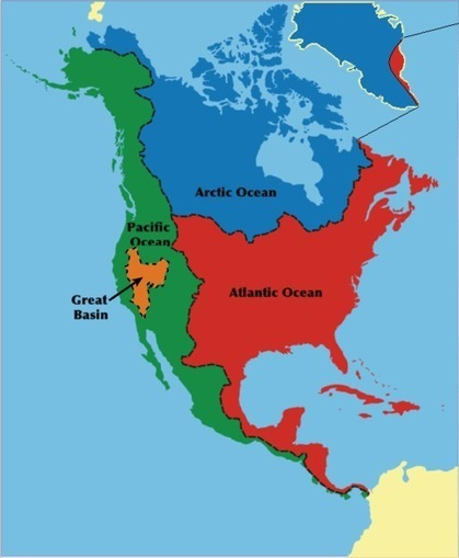 Island Biogeography of the Great Basin   Geography Education   Scoop.it