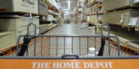 Vol probable à Home Depot de données de 56 millions de cartes | Security News | Scoop.it