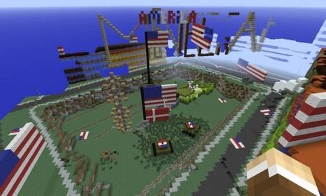 American hackers 'bomb' Minecraft version of Denmark | Minecraft in the classroom | Scoop.it