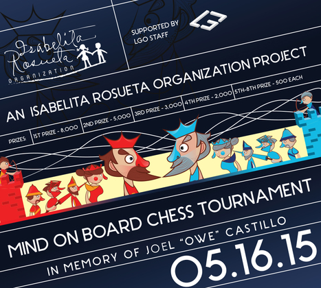 An Isabelita Rosueta Organization Project | IROG( Isabelita Rosueta Organization) | Scoop.it