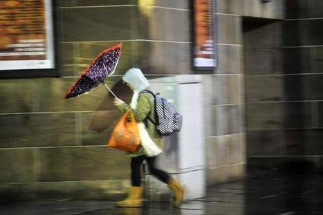 Severe weather warning issued for west of Scotland with very heavy rain on the way | My Scotland | Scoop.it