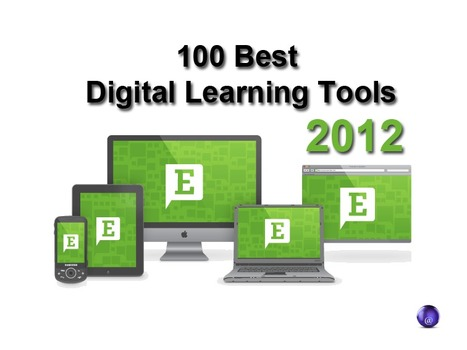 100 Best Digital Learning Tools For 2012 | Curso #ccfuned END COURSE TRIP TO MADRID | Scoop.it