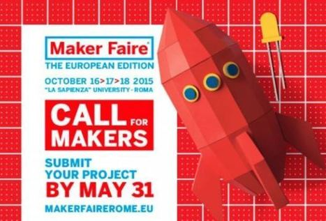 "Call for Makers: Rome Needs You! | Make: | L'impresa ""mobile"" 