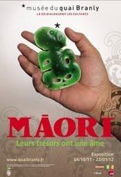 Maori & Exhibitions au Musée du Quai Branly   Funny News   Scoop.it
