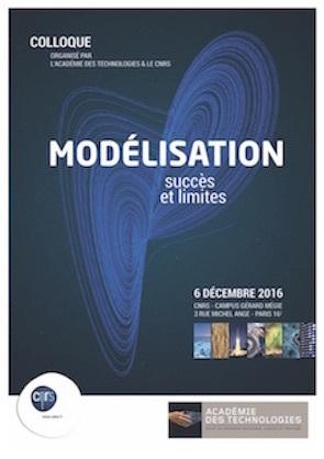 6 déc. 2016 - Modélisation: succès et limites | Colloques | Scoop.it