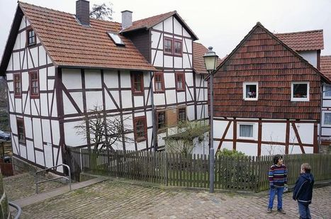Trip Through Time / Binding a people with folk tales / Jacob Grimm (1785-1863 ... - The Japan News | Famous Literary Locations | Scoop.it