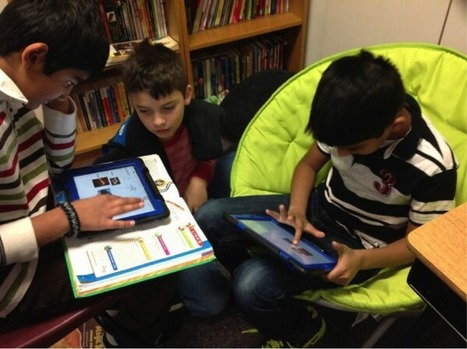 Four Futures for School Libraries – Guest Post by Valerie Hill | School Library Advocacy | Scoop.it