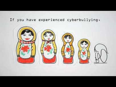VIDEO 'Cyberbullying: there is a way out!' | Rischi e opportunità della vita digitale | Scoop.it