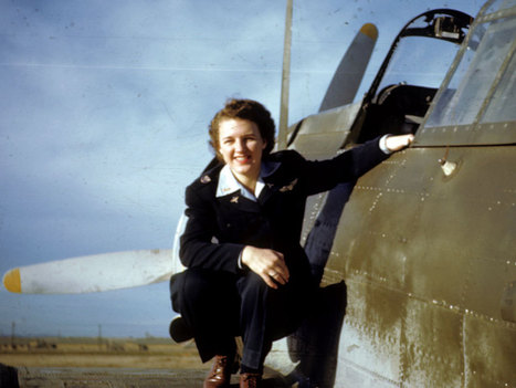 Female WWII Pilots: The Original Fly Girls   piloting   Scoop.it