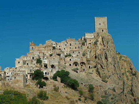 10 Things About Basilicata: It's Not Just a Bunch of Rocks! | Italia Mia | Scoop.it