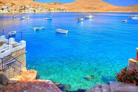 Greece, Gulets and Gorgeous Places to Visit | Mediterranean Cruises | Scoop.it
