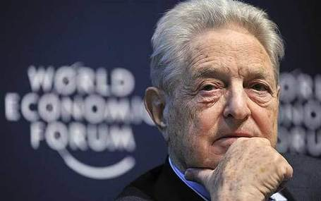 "Soros warns EU vote would be a 'dangerous gambit' | ""GE"" 