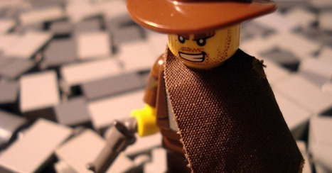 Your Favorite Movie Scenes, Recreated With Lego | HTML5, CSS3 & another crazyness | Scoop.it