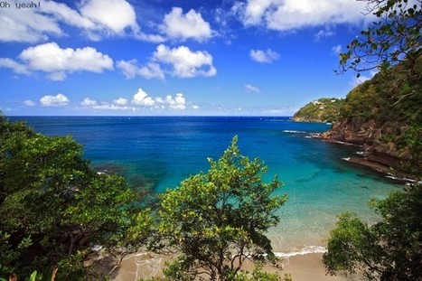 Holidays in Saint Lucia: Swap Snow for Fun in the Sun | The Helen of the West | Scoop.it