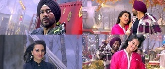 Raja Tu Mein Rani Son Of Sardar Movie Video Song Download | MusicHitzz | Scoop.it