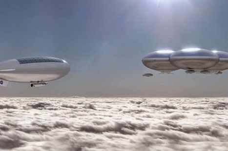 NASA wants to built a floating city in atmosphere of Venus | Sci-Tech Universe | More Commercial Space News | Scoop.it