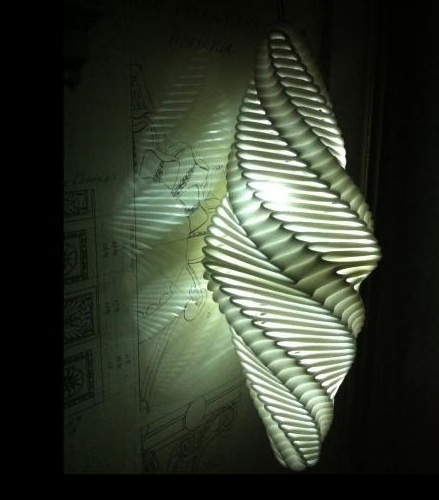 Self Powered 3D Printed Lamp   3D Printing and Fabbing   Top CAD Experts updates   Scoop.it