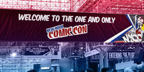 "The 8 coolest panels you missed at New York Comic Con | Jack ""King"" Kirby 