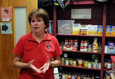 School food pantry serves hunger students, families | Hope | Scoop.it