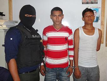 Detienen a dos jóvenes por robo agravado - Diario La Tribuna de Honduras | Tipos de robo | Scoop.it