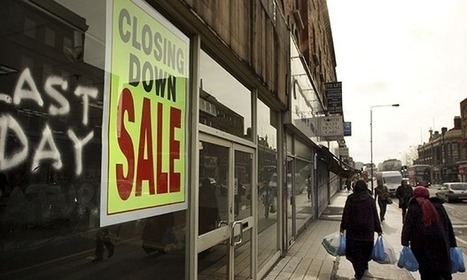 High streets at risk of becoming 'zombies', expert warns | Urban economy | Scoop.it