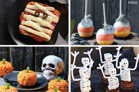 Halloween: 13 spooky recipes - Today's Parent | ♨ Family & Food ♨ | Scoop.it