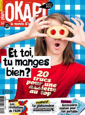 Okapi n°980 – 15 mai 2014 | Nouveautés du CDI | Scoop.it