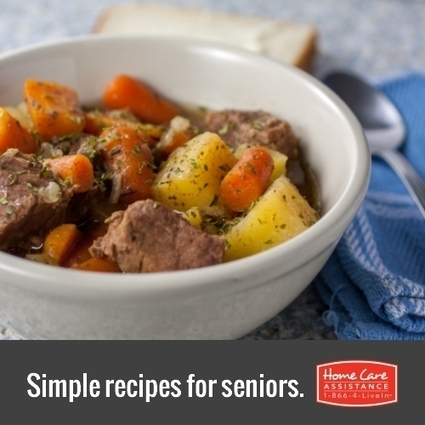 Slow Cooked Soups for Elders | Home Care Assistance of Jacksonville | Scoop.it