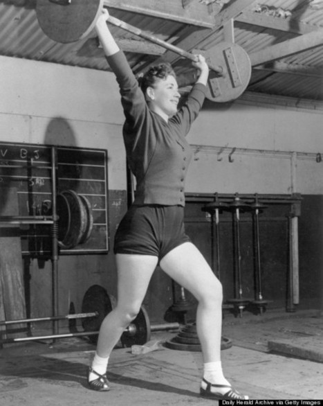 The Crazy Evolution Of Workout Clothes, From Petticoats To Lululemon - Huffington Post | Indoor Rowing | Scoop.it