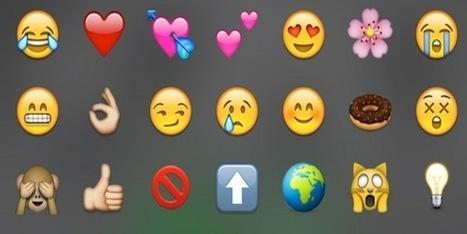 It's More Than Just Fun: The Psychology Behind Why We're So Obsessed With Emoji | Redes sociales, Generación Y y psicología | Scoop.it
