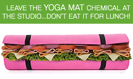 500 Ways to Make a Yoga Mat Sandwich | EcoWatch | Sustain Our Earth | Scoop.it