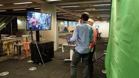 Le labo multimédia pour ados ouvre ses portes à la Grande Bibliothèque | LibraryLinks LiensBiblio | Scoop.it