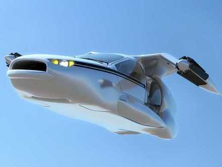 This Is The World's First Practical Flying Car | UtopianDynamics | Scoop.it
