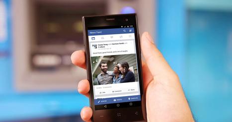 Ce qui va changer sur votre fil Facebook - Tech - Numerama | Smartphones et réseaux sociaux | Scoop.it