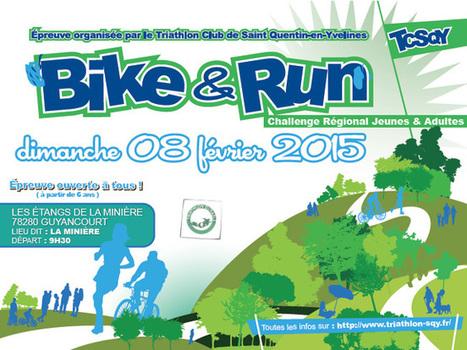 Bike & Run 2015   Triathlon Club Saint Quentin en Yvelines   agence événementielle   Scoop.it