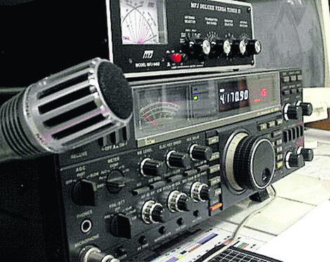 Home is wanted for radio ham's cards - Oxford Mail | KH6JRM's Amateur Radio Blog | Scoop.it