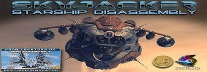 Starship Disassembly 3D lets you take apart starships in full 3D glory | The 21st Century | Scoop.it