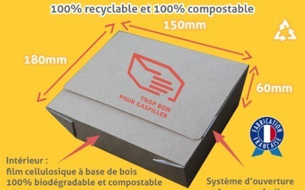 Manger Mieux - Le doggy bag arrive en France | Take a look at your lifestyle | Scoop.it