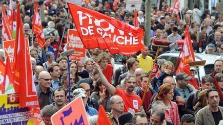Massenproteste gegen Sparpolitik - tagesschau.de | Französische Sprache und Literatur und die Länder, aus denen sie kommen | Scoop.it
