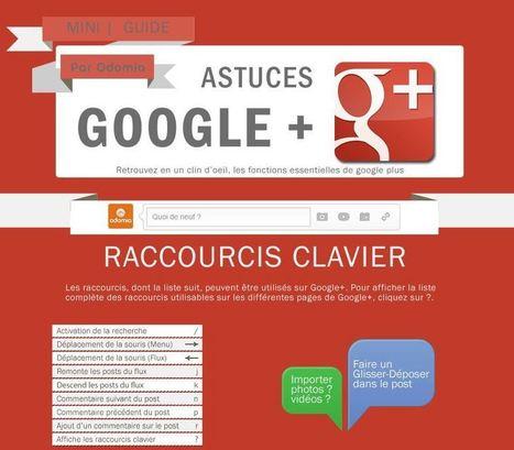 Google Plus : Les fonctions essentielles. | Réseaux Sociaux | Scoop.it
