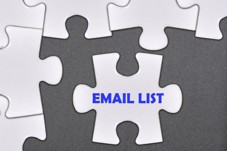 5 Ways Social Media Can Grow Your Email List | Curation, Social Business and Beyond | Scoop.it