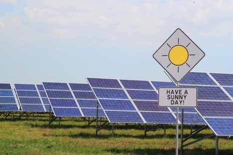 Investments in Renewables Herald 'Paradigm Shift' | Climate Central | Zero Footprint | Scoop.it