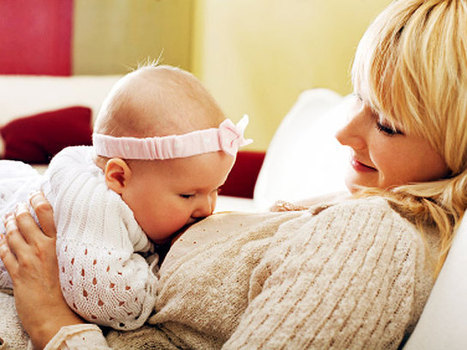 Breast-Feeding State by State: Who's #1? | Breastfeeding Research | Scoop.it