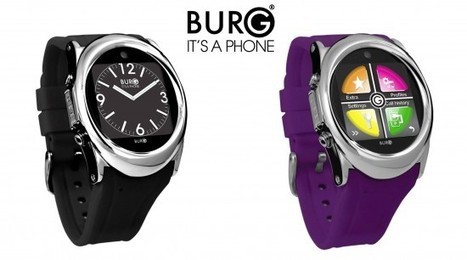 BURG LAUNCHES FIRST SMARTWATCH THAT'S A PHONE -- AT WALMART | Best of the Los Angeles Fashion | Scoop.it