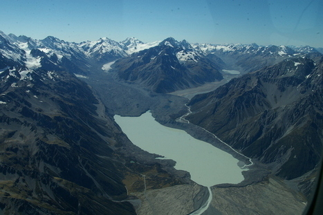 New Zealand's Southern Alps have lost a third of their ice   TBHS General Geography   Scoop.it