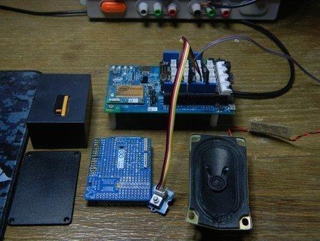 New Generation of Makers Embrace the DIY Movement - iQ by Intel   Arduino, Netduino, Rasperry Pi!   Scoop.it