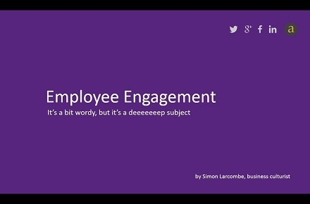 Employee Engagement Presentation (free to use)   Global Employee Engagement   Scoop.it