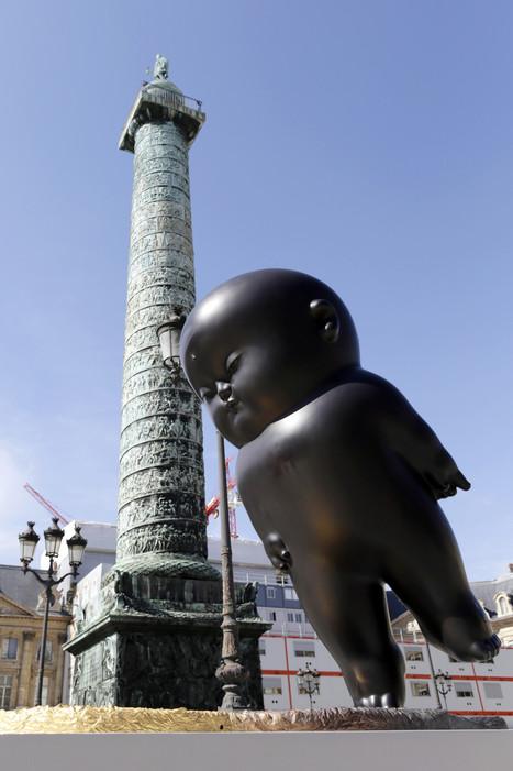 Les étranges bébés de la place Vendôme   The Huffington Post   Kiosque du monde : Asie   Scoop.it