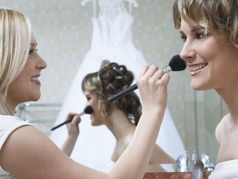 Where brides beautify in Las Vegas - USA TODAY | Weddings | Scoop.it